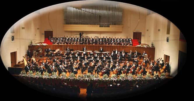 L'orchestra sinfonica nazionale della Rai - Auditorium Toscanini - Torino